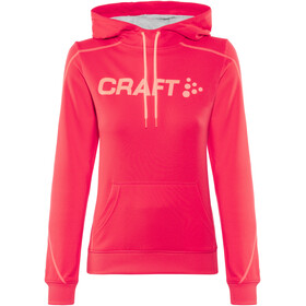Craft Logo Hood Women Poppy